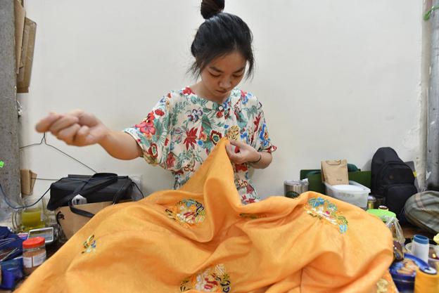 Đam mê lịch sử Việt và khát vọng phục dựng cổ phục của những người trẻ đầy nhiệt huyết - Ảnh 4.