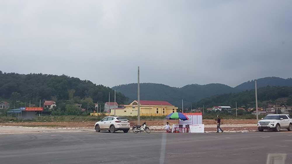 """Giá đất Bắc Giang """"nhảy"""" chóng mặt, có nơi hơn 50 triệu đồng/m2 - Ảnh 1."""