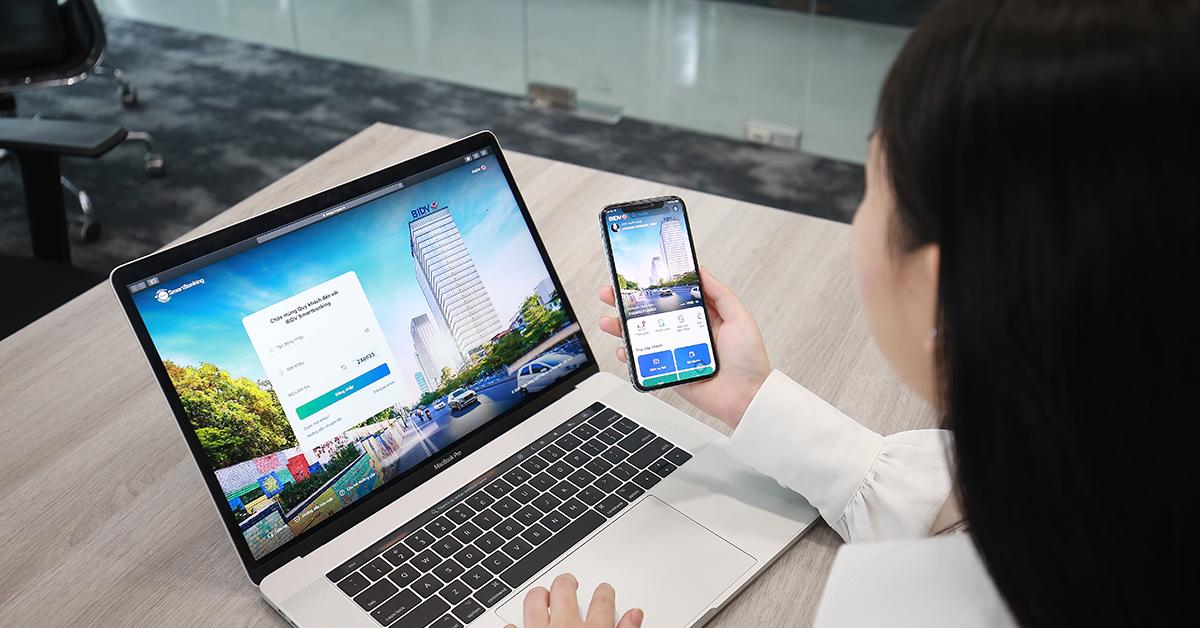 BIDV ra mắt SmartBanking thế hệ mới, khẳng định vị thế ngân hàng số dẫn đầu - Ảnh 2.