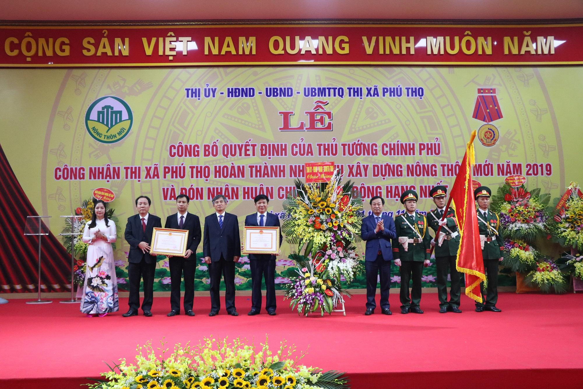 Phú Thọ: Huy động 2.800 tỷ đồng xây dựng nông thôn mới năm 2021 - Ảnh 1.