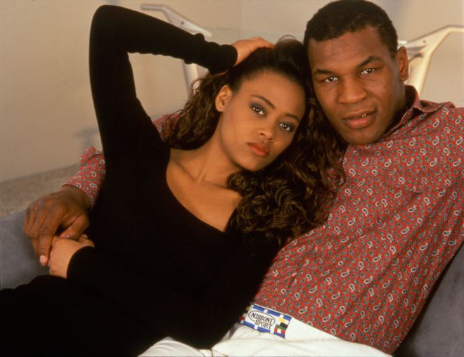 """Người phụ nữ xinh đẹp đã """"cứu đời"""" Mike Tyson là ai? - Ảnh 1."""