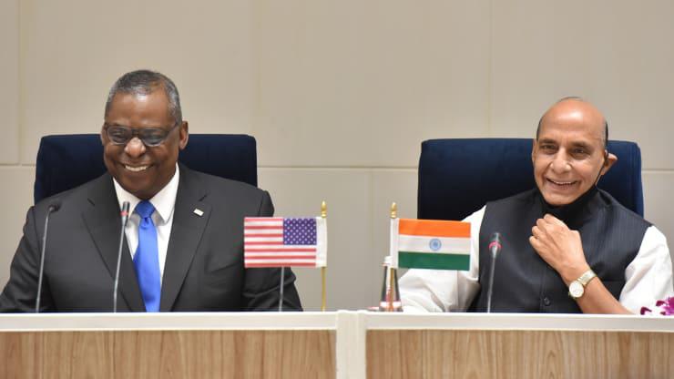 Ấn Độ đóng vai trò gì trong ván cờ Mỹ - Trung dưới thời Biden? - Ảnh 1.
