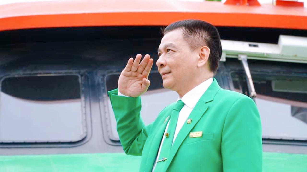 Những hình ảnh lung linh về tàu cao tốc Mai Linh - Ảnh 5.