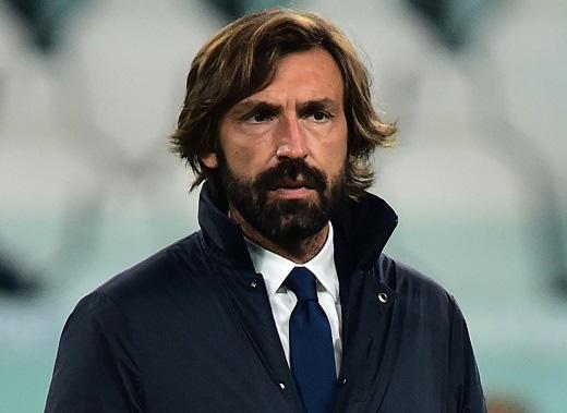 Pirlo không gây được ấn tượng trên ghế huấn luyện.