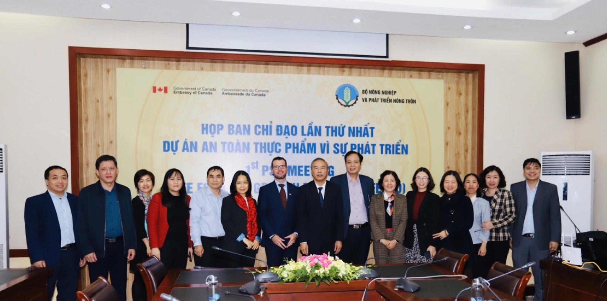 Canada tài trợ 280 tỷ đồng xây dựng lĩnh vực an toàn thực phẩm ở Việt Nam - Ảnh 2.