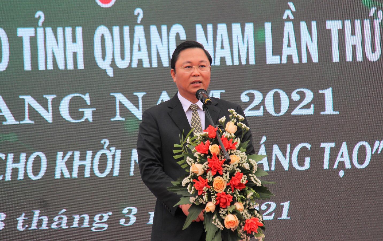 Ngày hội khởi nghiệp: Quảng Nam - Vùng đất mở cho khởi nghiệp sáng tạo   - Ảnh 1.