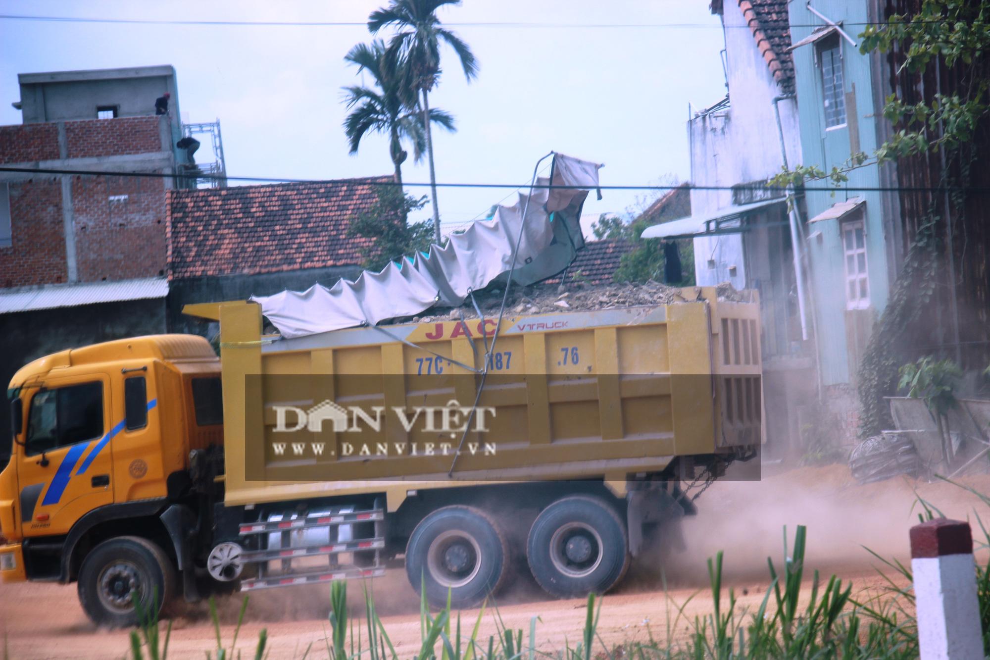 """Bình Định: Doanh nghiệp trúng thầu công trình nhà nước hơn 20 tỷ đồng """"vượt mặt"""" chính quyền - Ảnh 3."""
