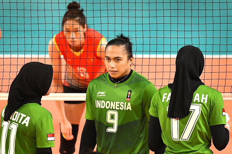 Trở lại là... nam, cựu tuyển thủ bóng chuyền nữ Indonesia có tên mới - Ảnh 2.