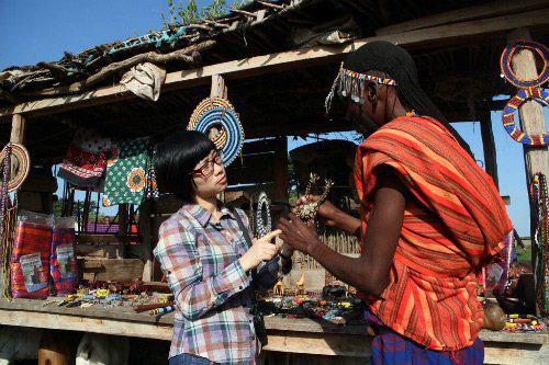Những phong tục kỳ lạ của thổ dân Massai: Dùng gia súc đổi... vợ - Ảnh 3.