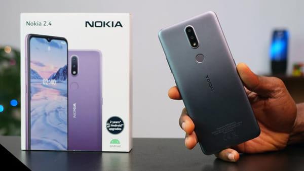 Top 4 smartphone giá rẻ ngon nhất nhà Nokia năm 2021: Có 5G, pin trâu, thiết kế đẹp - Ảnh 2.