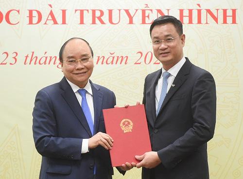 Thủ tướng chỉ đạo gì khi trao quyết định bổ nhiệm Tổng Giám đốc Đài Truyền hình Việt Nam? - Ảnh 1.