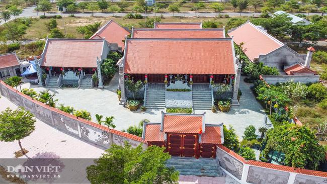 Cưỡng chế đền thờ trái phép trong khu dân cư của giám đốc Công ty Tân Thành - Ảnh 1.