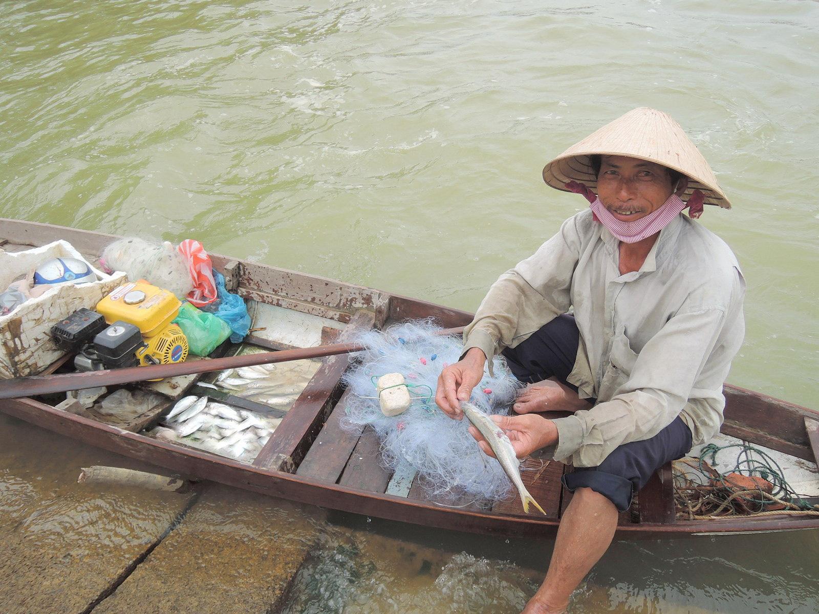 Kể chuyện làng: Tháng Giêng ăn cá mòi sông Yên - Ảnh 5.