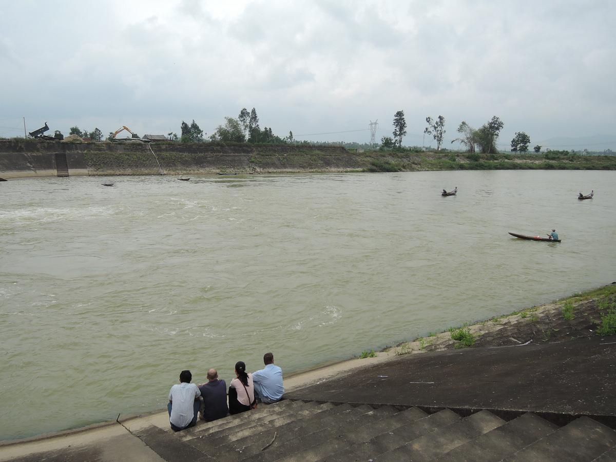 Kể chuyện làng: Tháng Giêng ăn cá mòi sông Yên - Ảnh 6.