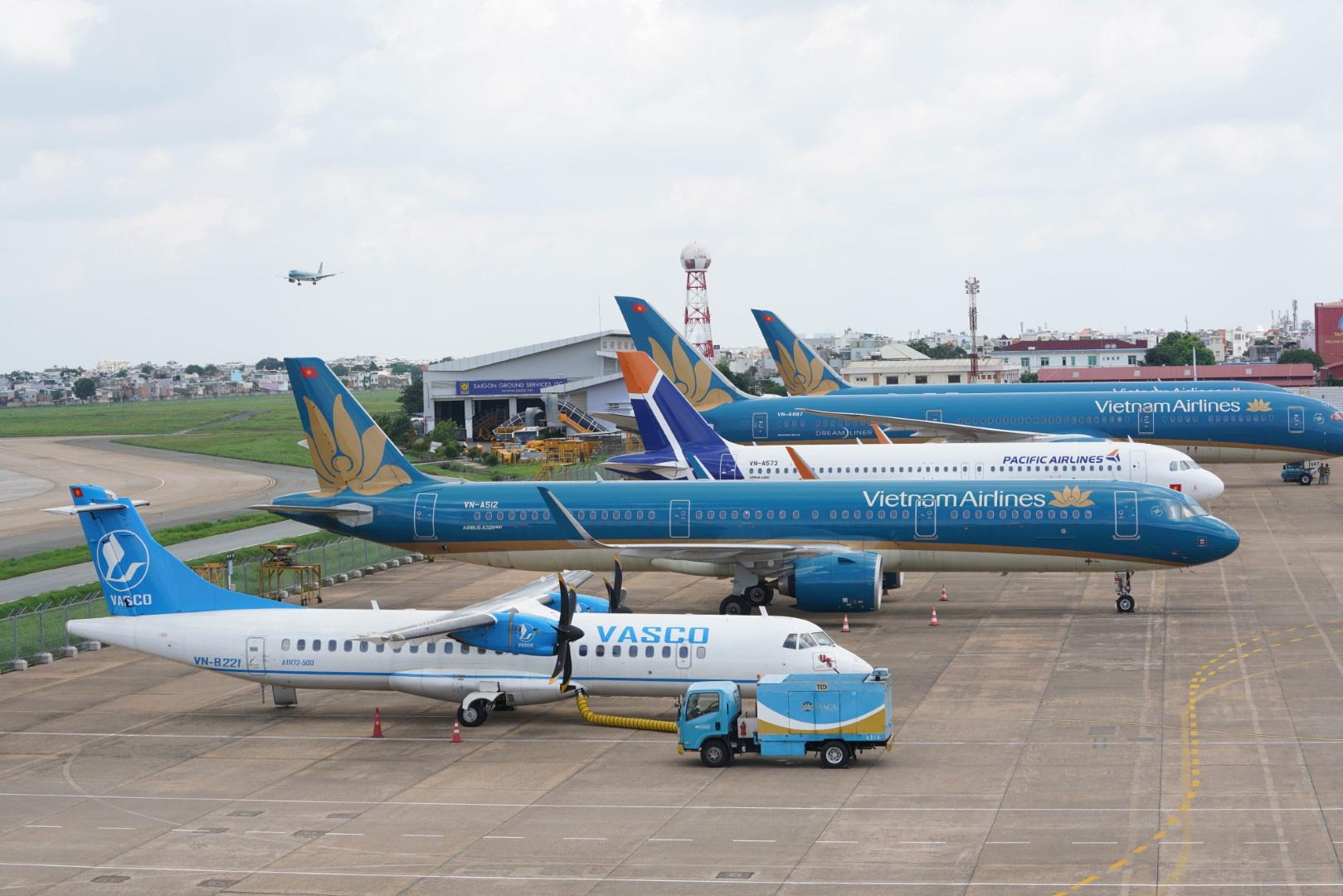 Vietnam Airlines được tái cấp vốn tối đa 4.000 tỷ, lãi suất 0%/năm - Ảnh 1.