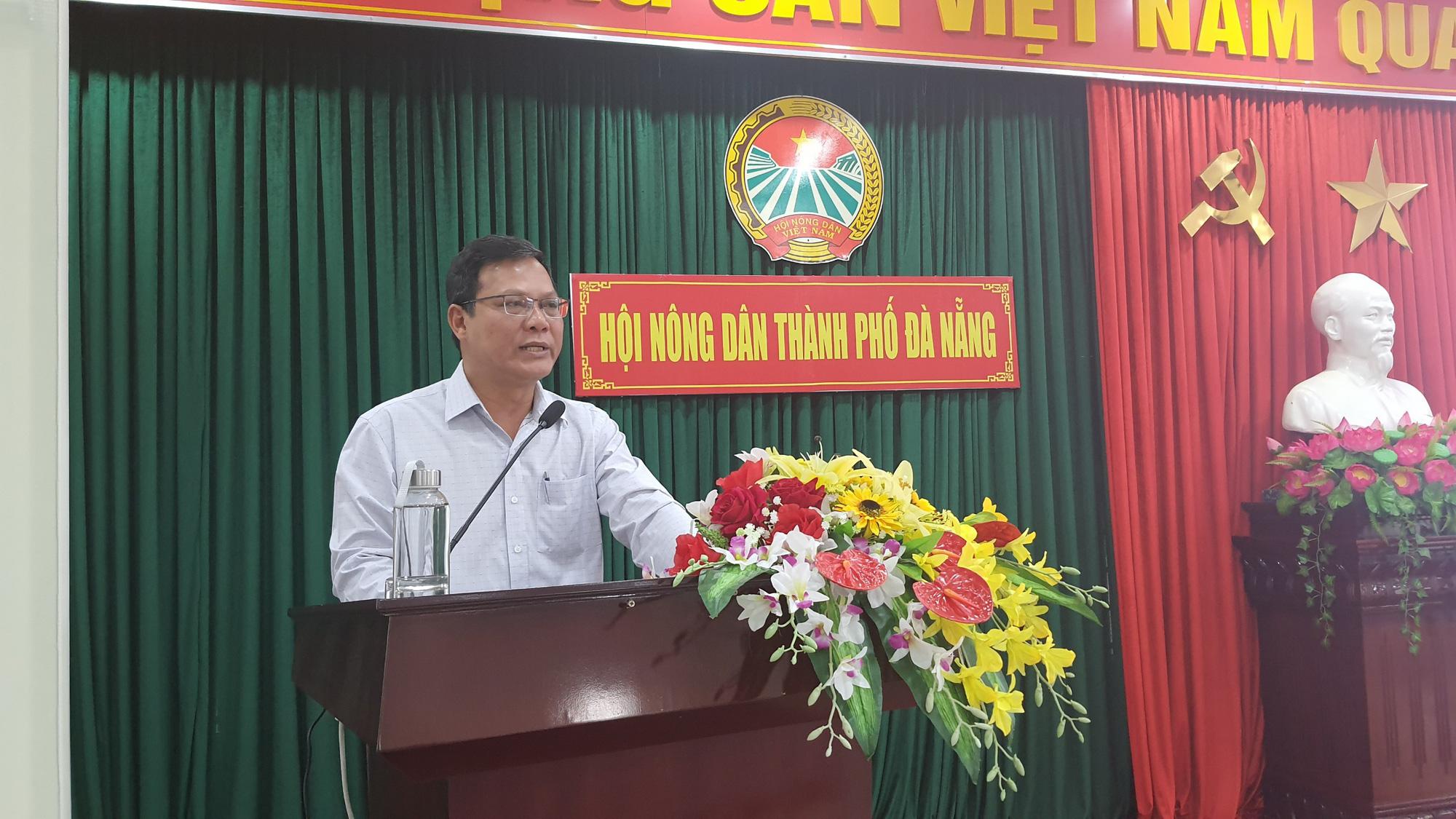 Hội Nông dân Đà Nẵng: Tổ chức triển khai Hội nghị tập huấn tuyên truyền, phổ biến pháp luật về bầu cử  - Ảnh 1.