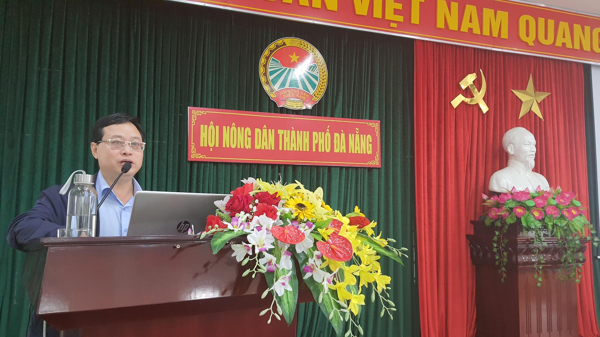 Hội Nông dân Đà Nẵng: Tổ chức triển khai Hội nghị tập huấn tuyên truyền, phổ biến pháp luật về bầu cử  - Ảnh 3.