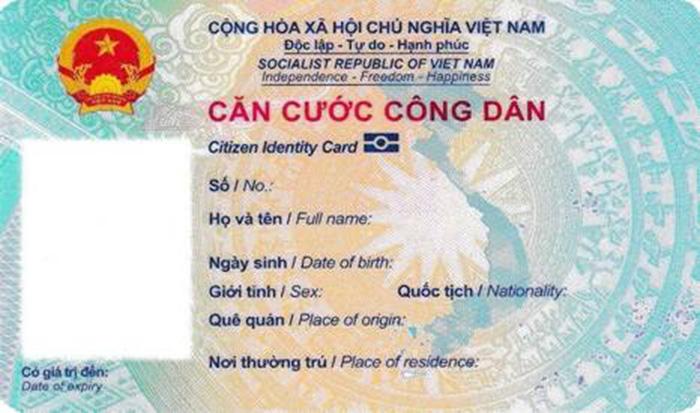 Đổi từ CMND/CCCD cũ sang Căn cước công dân gắn chip có thay đổi số hay không? - Ảnh 1.