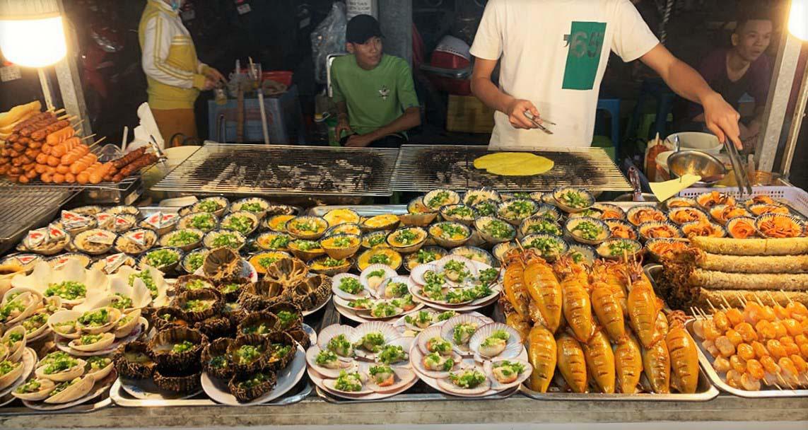Du lịch Phú Quốc: Đến chợ đêm có gì hay? - Ảnh 4.