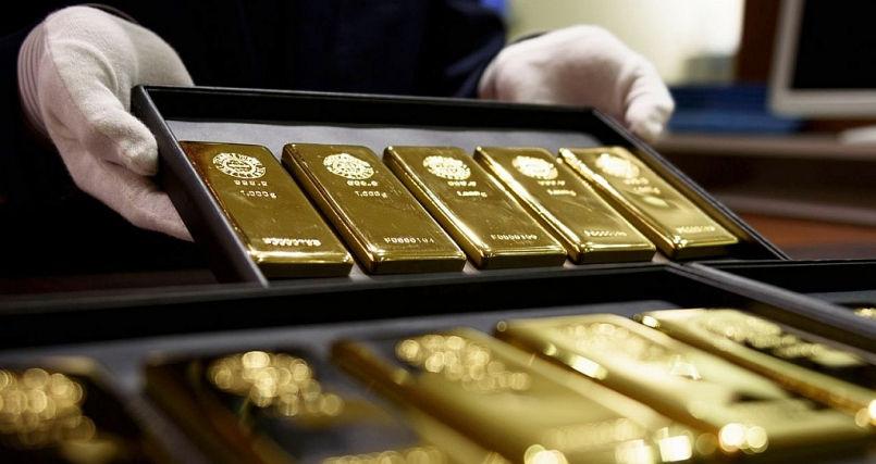 Giá vàng hôm nay 31/3: Vàng thế giới mất mốc 47 triệu đồng/lượng, chênh lệch với vàng trong nước lên đến 7 triệu đồng/lượng - Ảnh 1.