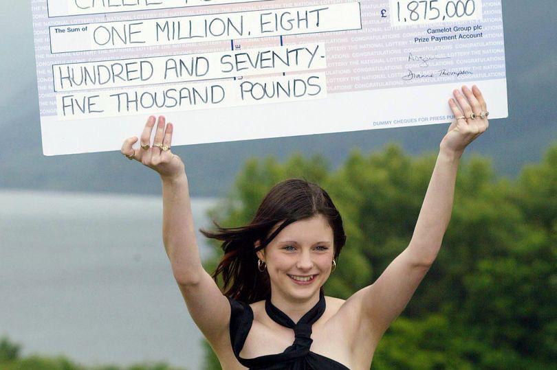 Cô gái trẻ nhất từng trúng giải độc đắc 1,8 triệu bảng tại nước Anh ngày ấy giờ ra sao? - Ảnh 1.