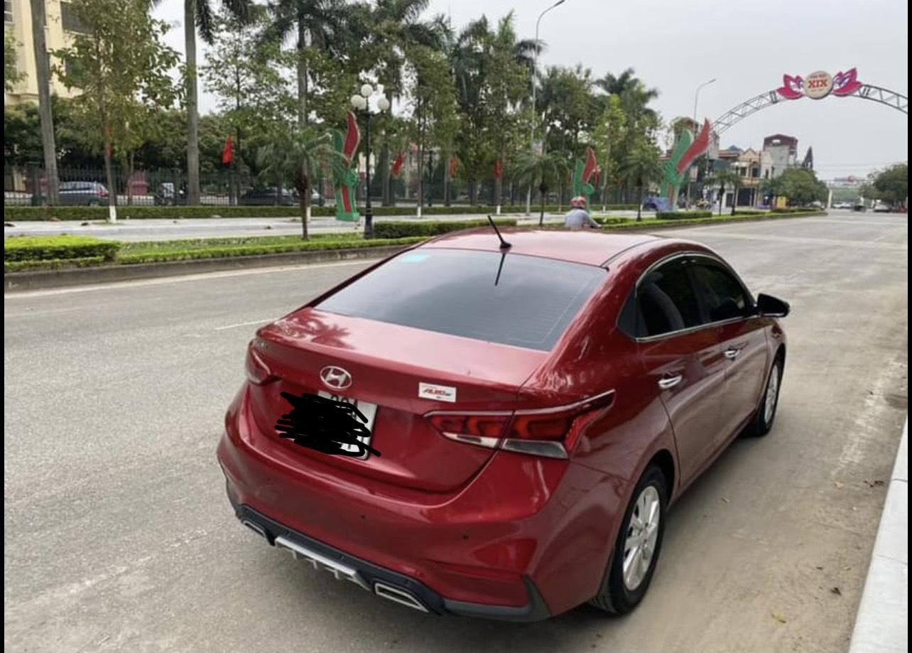 Hyundai Accent đời 2018, nữ sử dụng, rao bán giá giật mình - Ảnh 2.