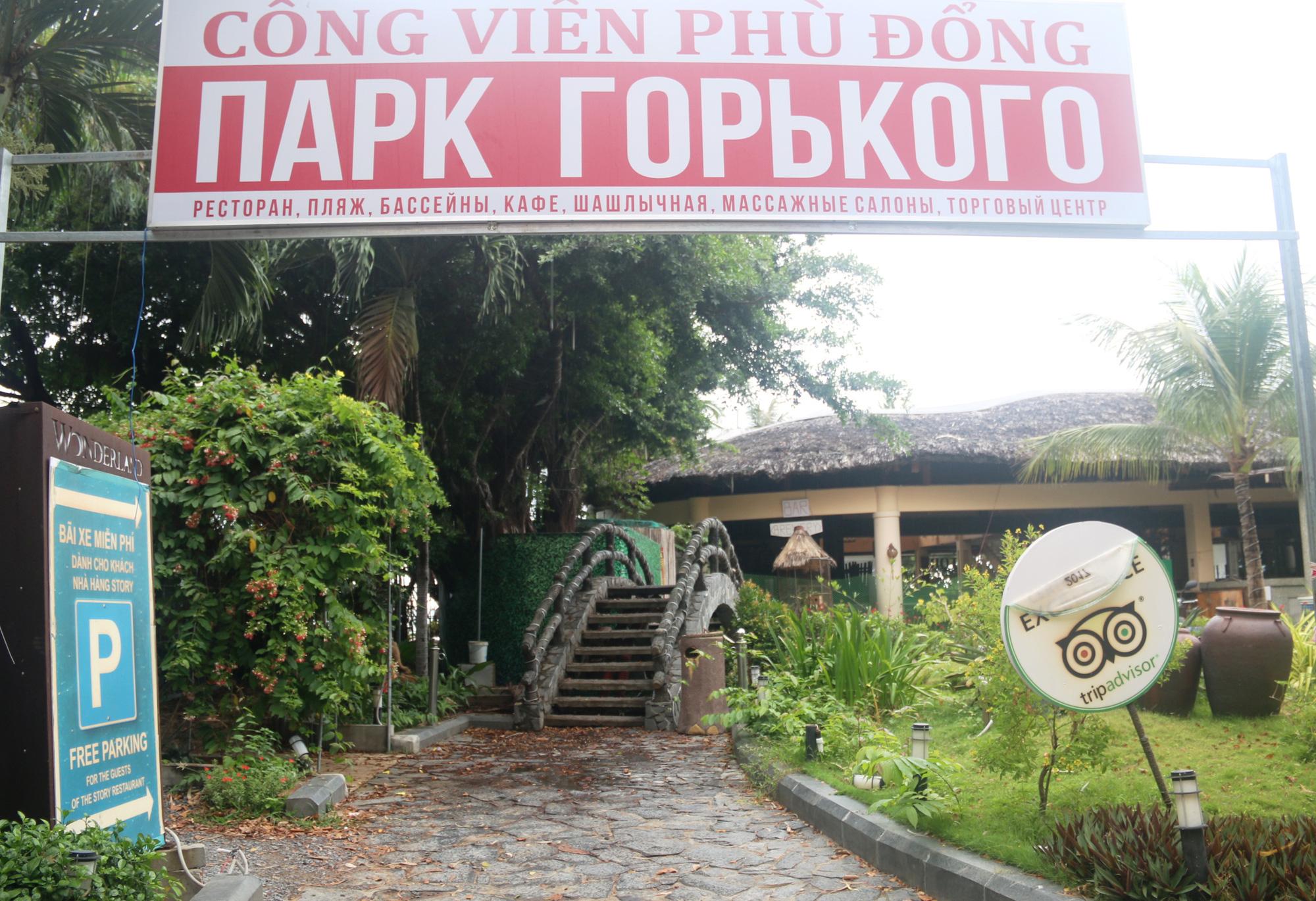 Thu hồi hơn 21.000 m2 dự án Công viên Phù Đổng ở Nha Trang - Ảnh 1.