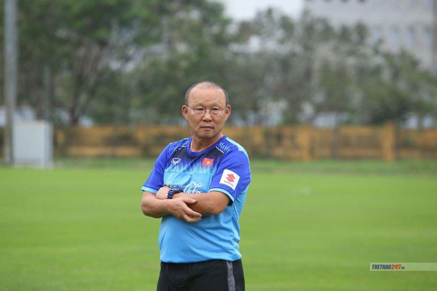 Đâu là kỷ niệm buồn nhất của HLV Park với bóng đá Việt Nam? - Ảnh 1.