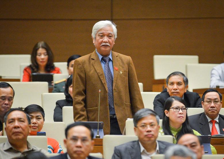 ĐBQH Dương Trung Quốc: Có lẽ đây là lần phát biểu cuối cùng của tôi trước Quốc hội sau 20 năm tham gia - Ảnh 1.