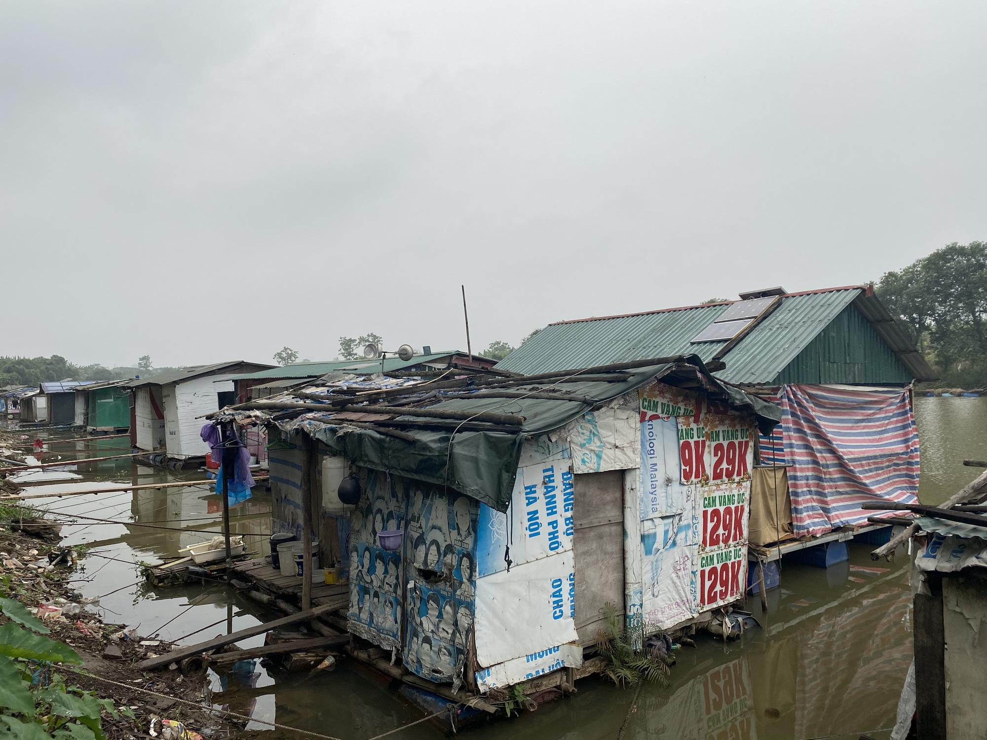Cuộc sống cùng cực của người dân xóm chài Hà Nội và nỗi lo quy hoạch - Ảnh 8.