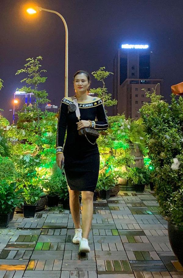 Hoa khôi bóng chuyền Kim Huệ tiết lộ sở thích mặc sexy - Ảnh 6.