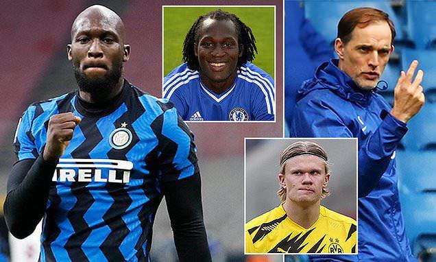 Lukaku từng thi đấu cho Chelsea nhưng không thành công.