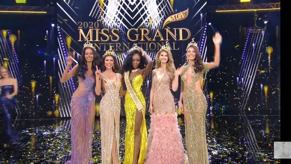 Người đẹp Mỹ gục ngã lúc đăng quang Miss Grand 2020, Ngọc Thảo trượt top 10 gây tiếc nuối - Ảnh 3.