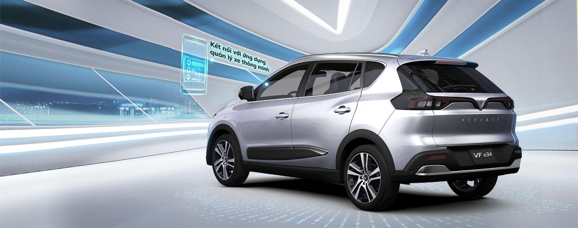 3 ưu điểm an toàn vượt xe xăng của ô tô điện VF34 - Ảnh 2.