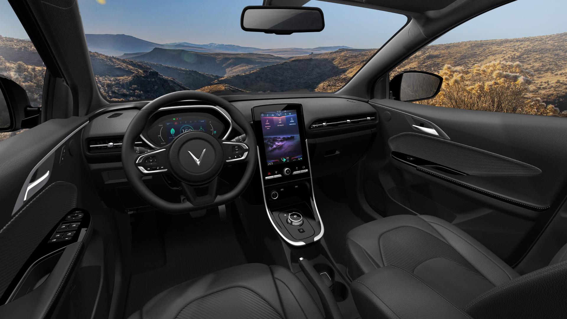 3 ưu điểm an toàn vượt xe xăng của ô tô điện VF34 - Ảnh 4.