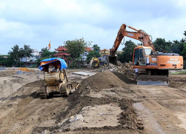 Hải Phòng: Tái khởi động dự án làm đường Đông Khê 2 - Ảnh 3.