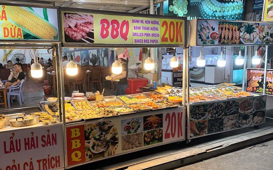 """Du lịch Phú Quốc: Ẩm thực """"chén"""" đặc trưng chỉ có ở chợ đêm - Ảnh 3."""