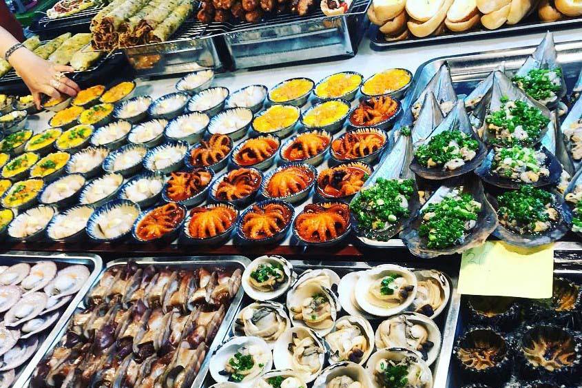 """Du lịch Phú Quốc: Ẩm thực """"chén"""" đặc trưng chỉ có ở chợ đêm - Ảnh 6."""