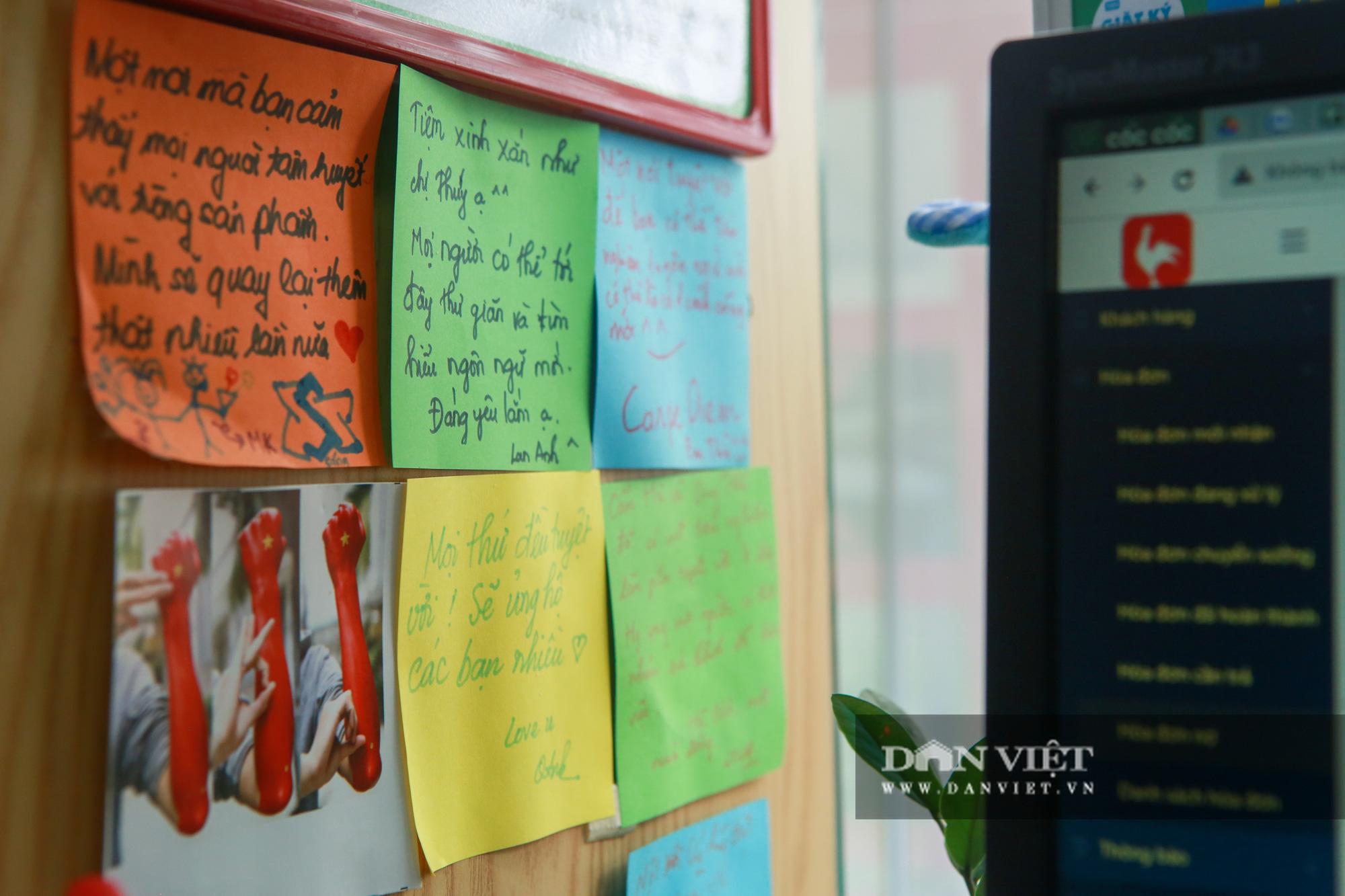 Tiệm giặt là không tiếng nói của những cô gái xinh đẹp tại Hà Nội - Ảnh 10.