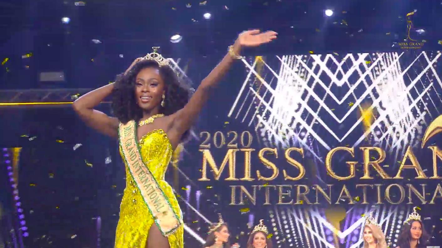 Bất ngờ với thành tích tham dự gần 10 đấu trường nhan sắc của Tân Miss Grand 2020 - Ảnh 2.