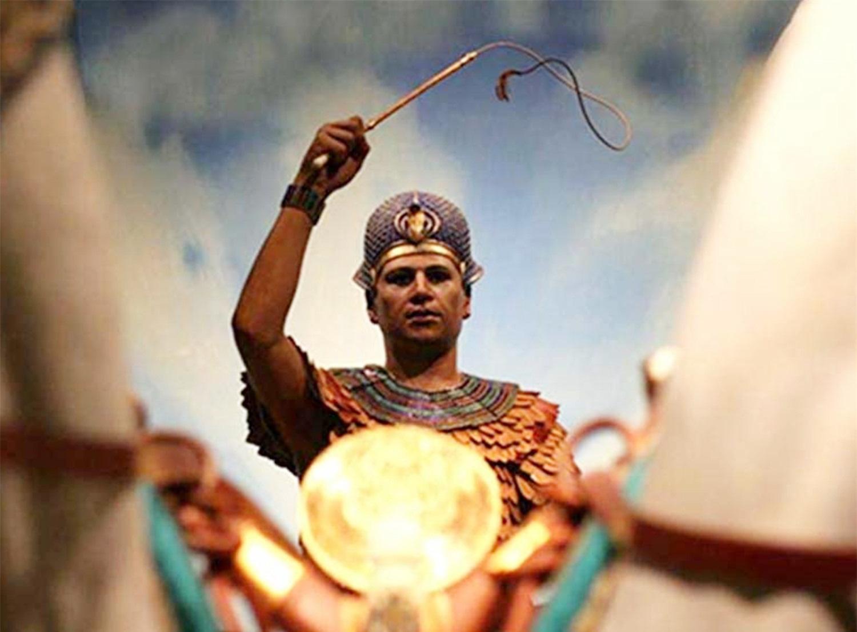 Vị vua đầu tiên của Ai Cập cổ đại là ai? - Ảnh 1.