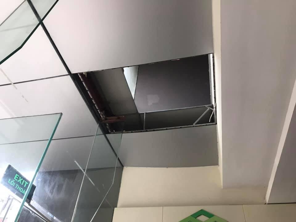 Sức khoẻ nam nhân viên cùng nữ giám đốc rơi từ trần nhà chấn thương nặng giờ ra sao? - Ảnh 5.