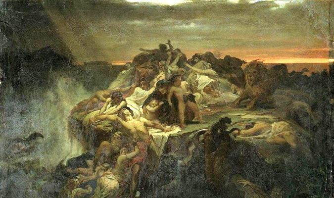 Bí mật kinh ngạc về sự huỷ diệt của nền văn minh Atlantis - Ảnh 1.