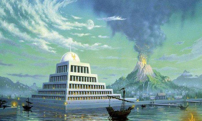 Bí mật kinh ngạc về sự huỷ diệt của nền văn minh Atlantis - Ảnh 3.