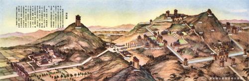 Bí ẩn lăng mộ Võ Tắc Thiên gắn với lời tiên tri quyền lực - Ảnh 1.