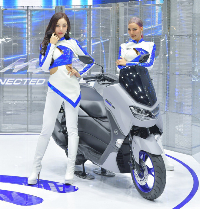 Yamaha NMAX Connected 2021