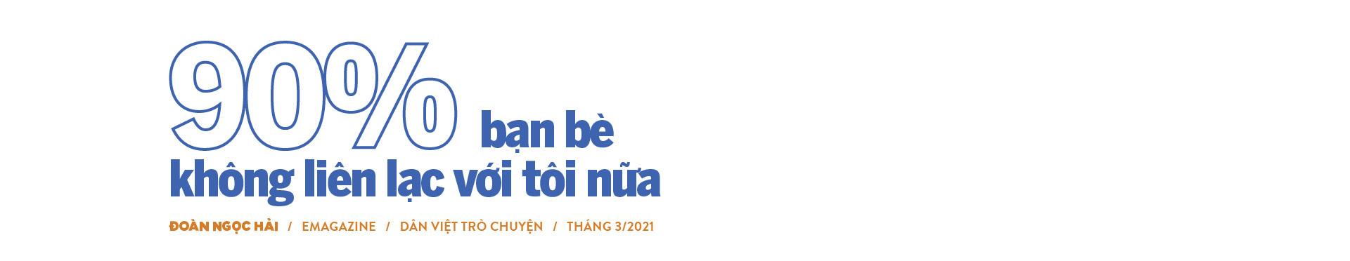 Ông Đoàn Ngọc Hải (nguyên Phó Chủ tịch UBND quận 1, TPHCM): Tôi đang đi trên một con đường rất ít người đi  - Ảnh 1.