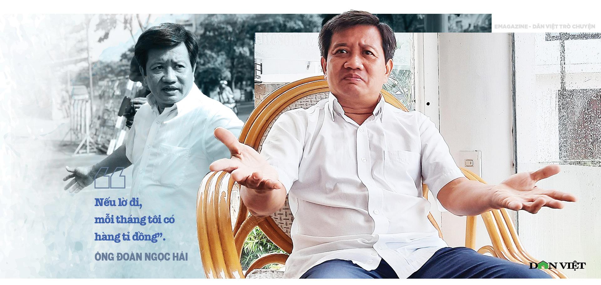 Ông Đoàn Ngọc Hải (nguyên Phó Chủ tịch UBND quận 1, TPHCM): Tôi đang đi trên một con đường rất ít người đi  - Ảnh 11.