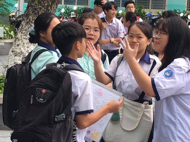 """TP.HCM: Số học sinh giỏi tăng """"kỷ lục"""" - Ảnh 1."""