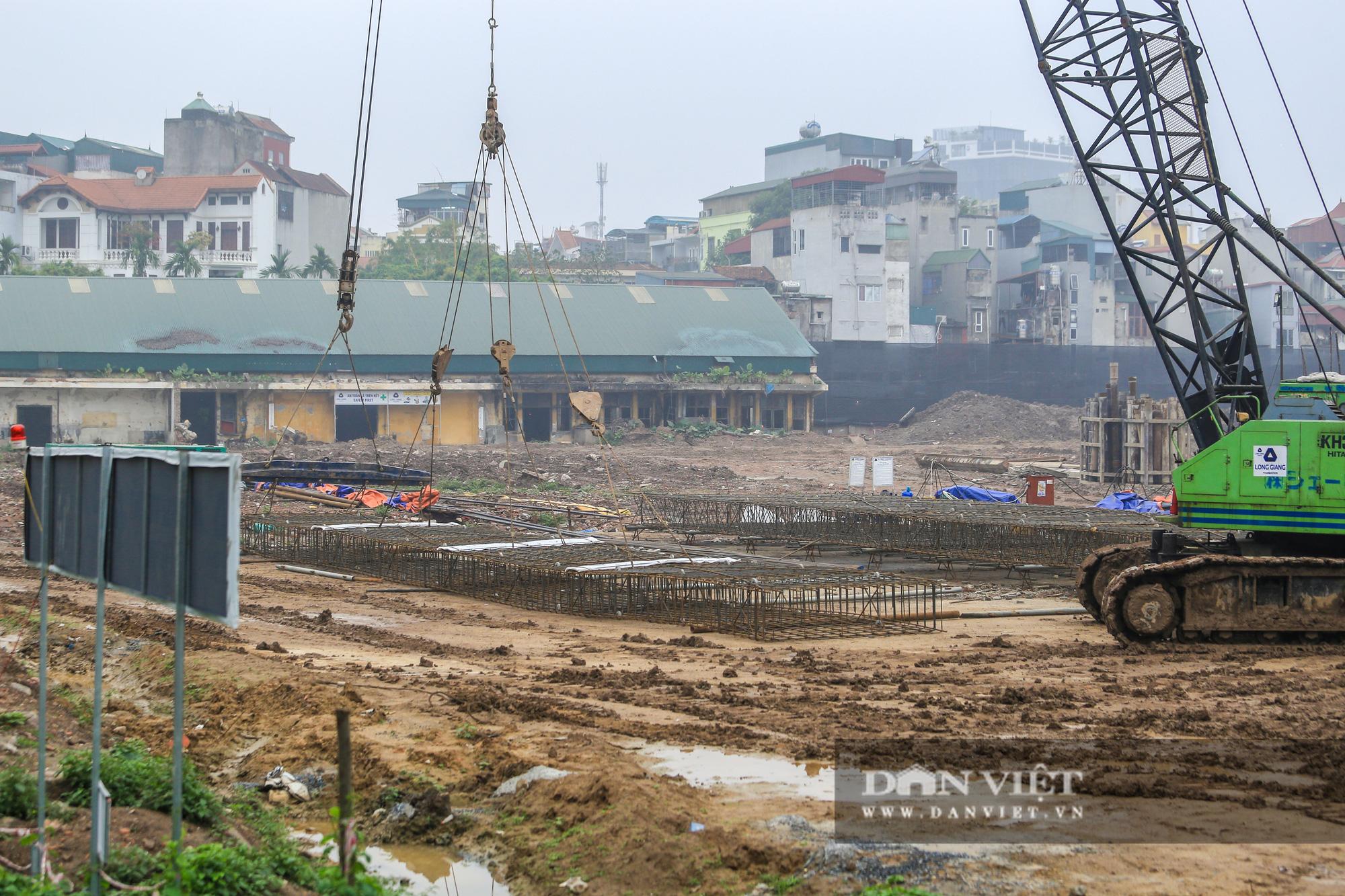 """Cận cảnh khu đất """"kim cương"""" hơn 30.000 m2 trên phố Nguyễn Thái Học - Ảnh 7."""